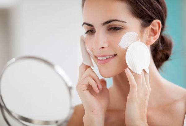 chăm sóc da mặt sau khi đốt mụn thịt 2