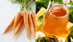 Tuyệt chiêu trị mụn thịt cực hiệu quả bằng cà rốt