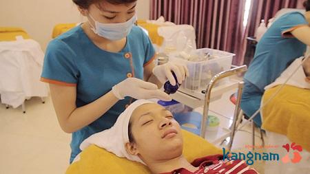 Quy trình điều trị mụn thịt6