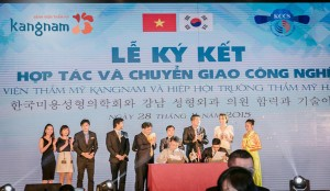 Hợp tác Việt – Hàn