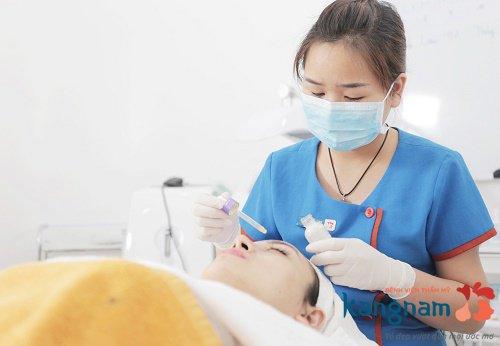 chi phí điều trị mụn thịt quanh mắt 4